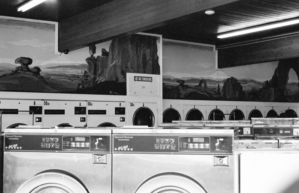 [2016_04_29] 4th Street Laundromat - Salt Lake City, Utah