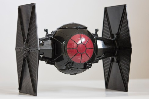 Star Wars - The Force Awakens - First Order Special Forces Tie Fighter Pinhole Camera
