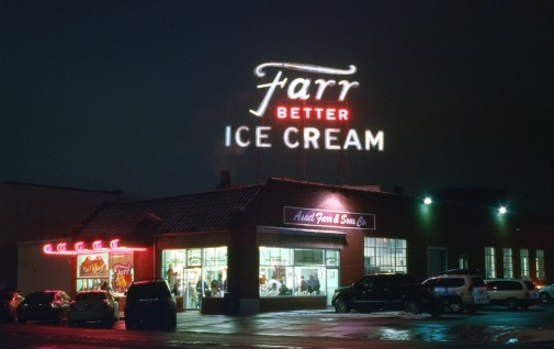 Farr's Ice Cream - Ogden, Utah
