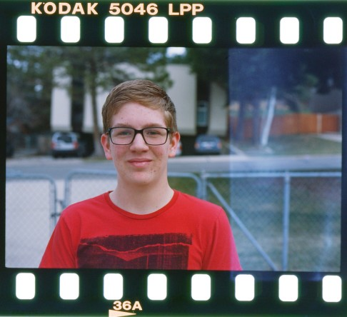 Connor - Last Shot of the Roll