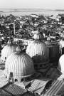 Saint Mark's Basilica, Venice, Italy. Camera: Pentax K1000 (1976 - 1997). Film: Ilford Delta 100 Professional.
