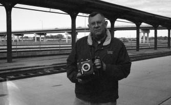 Maurice - Ogden, UT. Konica Autoreflex TC (1976 - 1982).