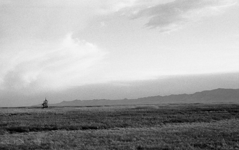 Nikon F2 Photomic (1971) - Kodak Tri-X 400 - Great Salt Lake Shorelands Preserve – Layton, Utah