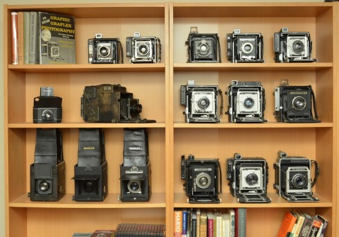Maurice's Graflex Collection