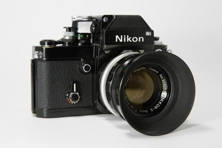 Nikon F2 Photomic (1971)