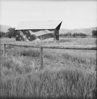 Barn in Huntsville, Utah