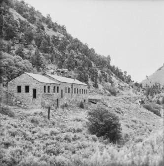 Spring Canyon Coal Mine - Ghost Town, Utah