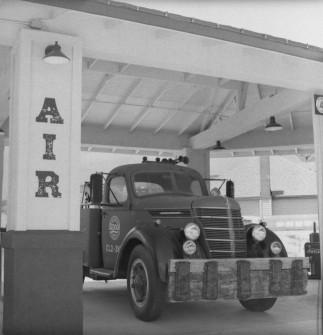 Gas Station - Helper, Utah