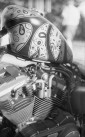 Leica M3 - Paisley Gas Tank