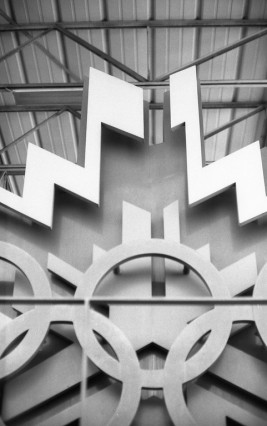 2002 Winter Olympics Train - Union Station, Ogden, UT