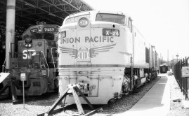 Union Pacific X-26 - Union Station, Ogden, UT