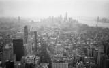 Downtown - NY (Olympus XA - Kodak Tri-X 400)