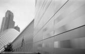911 Museum & The Oculus - NY (Olympus XA - Kodak Tri-X 400)
