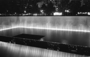 911 Memorial - NY (Olympus XA - Kodak Tri-X 400)