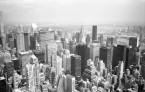 Manhattan & Queens, NY (Olympus XA - Kodak TMax 100)
