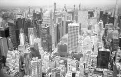 Uptown - NY (Olympus XA - Kodak TMax 100)