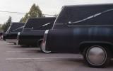 Utah Hearse Club - Camera: Minolta XG7 (1977). Film: Agfa Vista 200