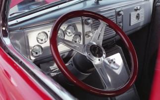 Red Coupe - Camera: Minolta XG7 (1977). Film: Agfa Vista 200