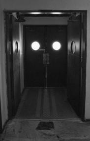 Front Doors of the Main Theater - Smithfield, Utah.