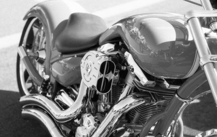 Peach Days Motorcycle Show - Brigham City, Utah
