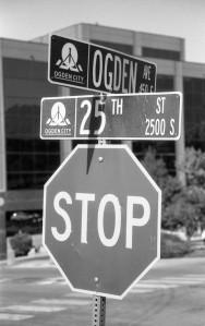 25th & Ogden Ave - Ogden, Utah