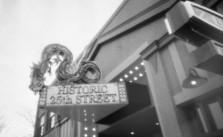 Star Noodle Parlor Sign on 25th Street - Ogden, Utah