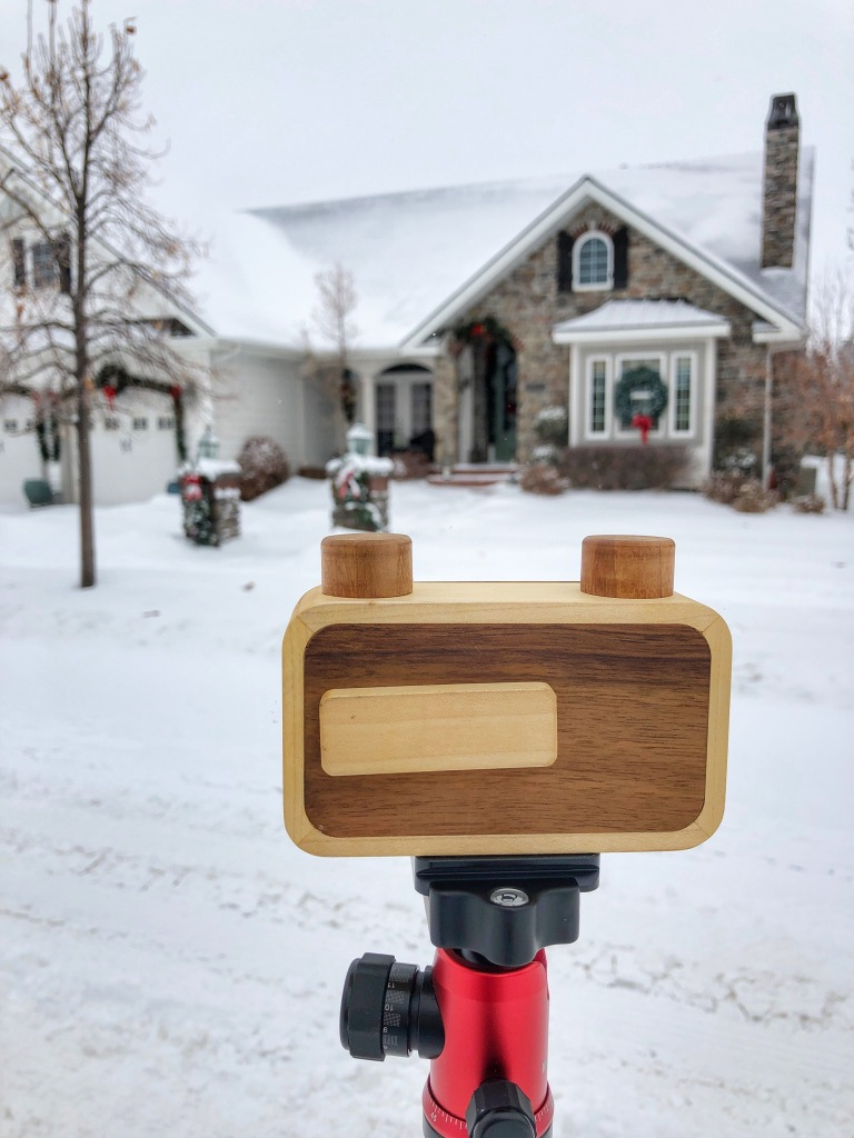 The Ondu 135 Pocket Pinhole