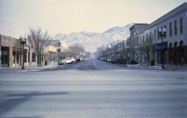 25th Street - Ogden Utah