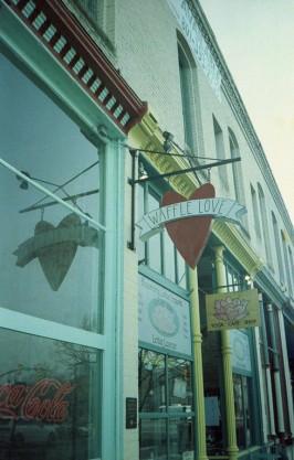 Waffle Love - Ogden, Utah
