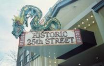 Historic 25th Street - Ogden, Utah