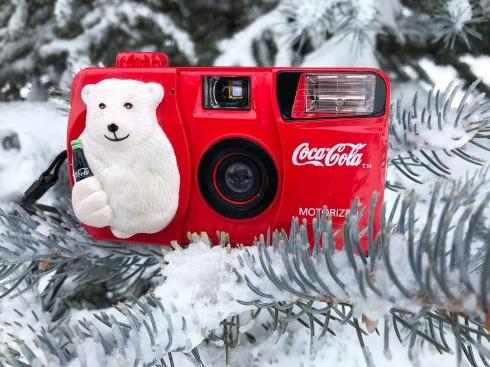 Coca-Cola Polar Bear Camera