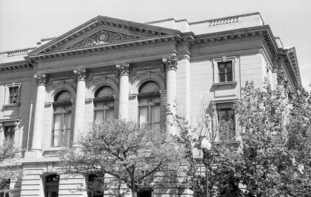Old Post Office - 24th Street - Ogden, Utah.