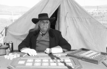 Gambler - Spike 150 Events - Golden Spike National Park, Utah.