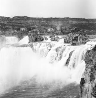 Shoshone Falls - Twin Falls, Idaho.