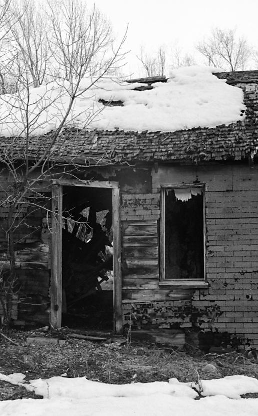Abandoned - Richmond, Utah