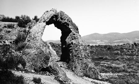 Chinese Arch - Corinne, Utah