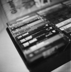 The Cure cassettes
