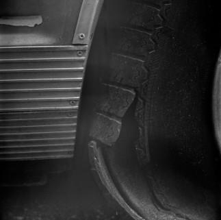 Abandoned Datsun 280ZX