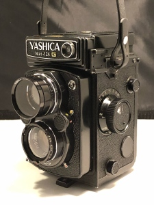 Yashica Mat-124 G Close-Up Lenses No. 2