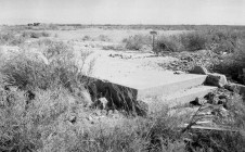 Hospital Site at the Topaz Internment Camp - Delta, Utah