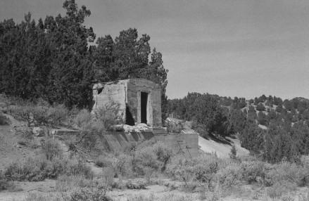 Abandoned Mine in Eureka, Utah.