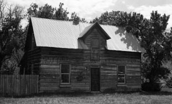 Cabin in Huntsville, Utah.