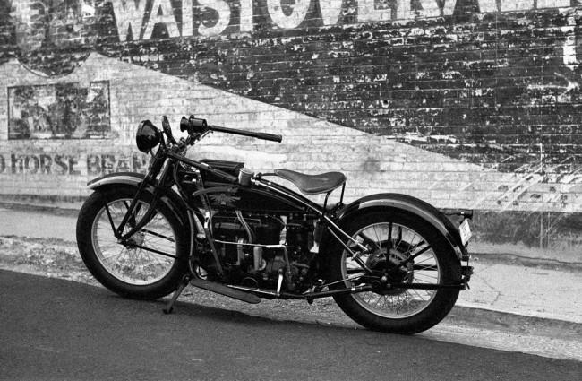 Tintic Motorcycle Museum in Eureka, Utah.