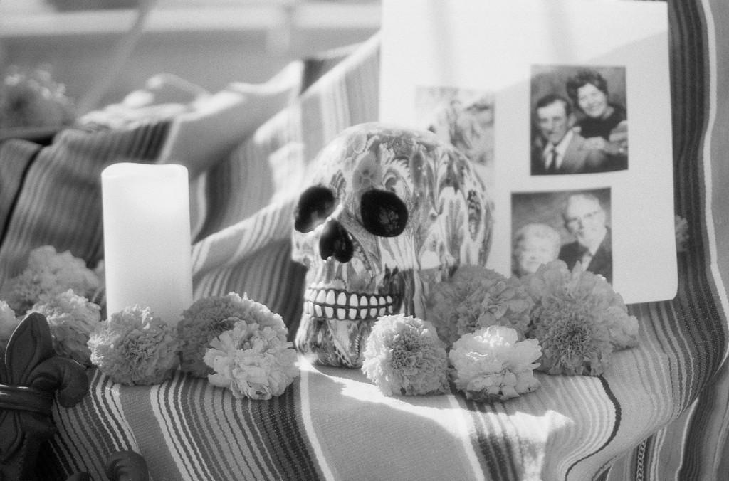 Dia de los Muertos in Ogden, Utah