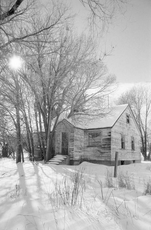 Abandoned in Idaho