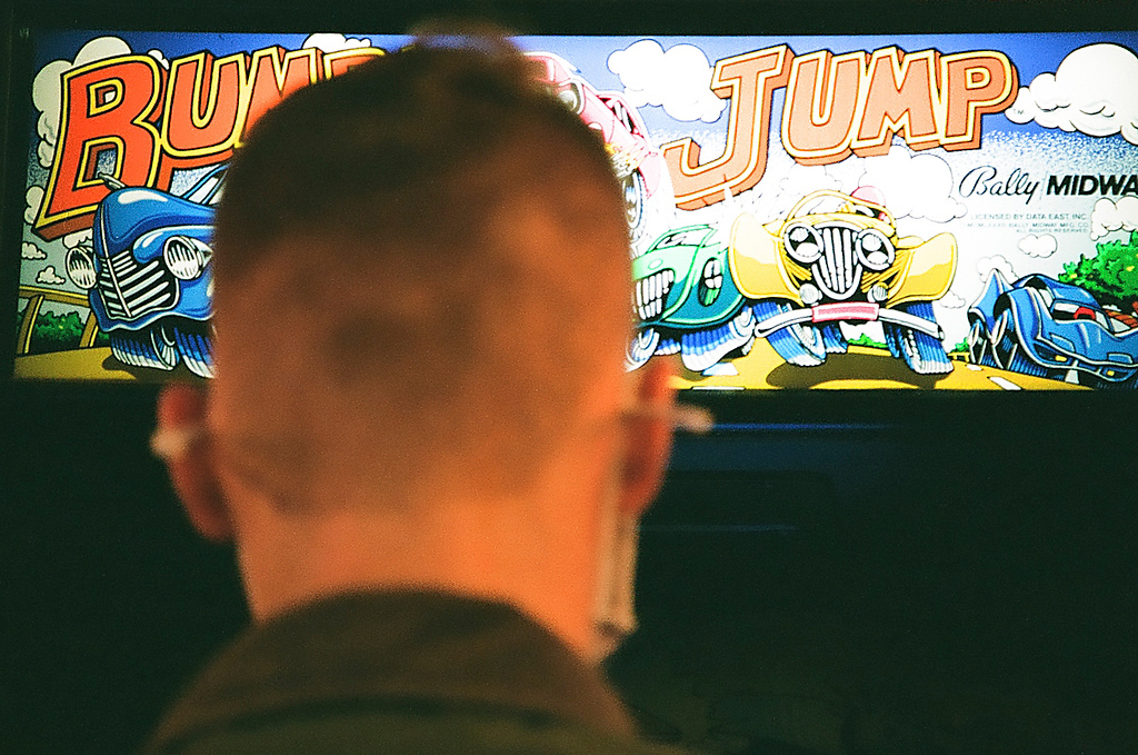 Bump N' Jump at Flynn's Retrocade - Roy, Utah