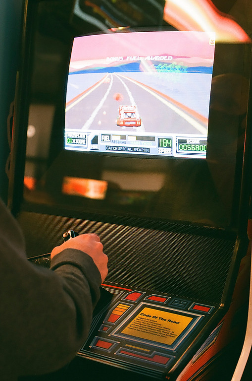 RoadBlasters at Flynn's Retrocade - Roy, Utah