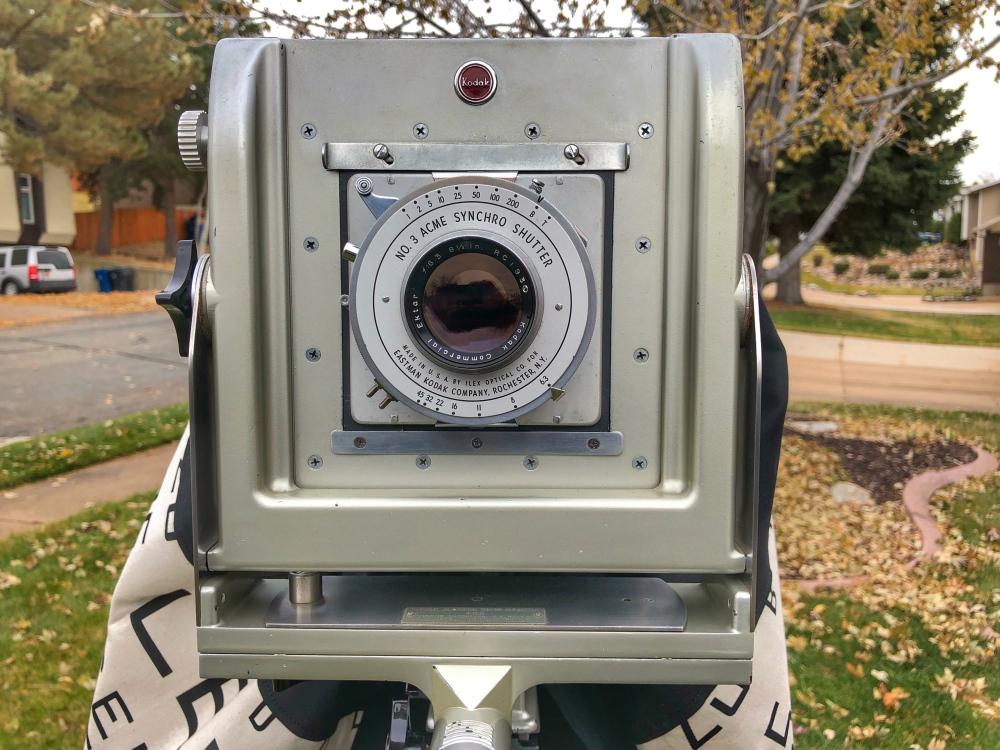 Kodak Master View Camera (1955)