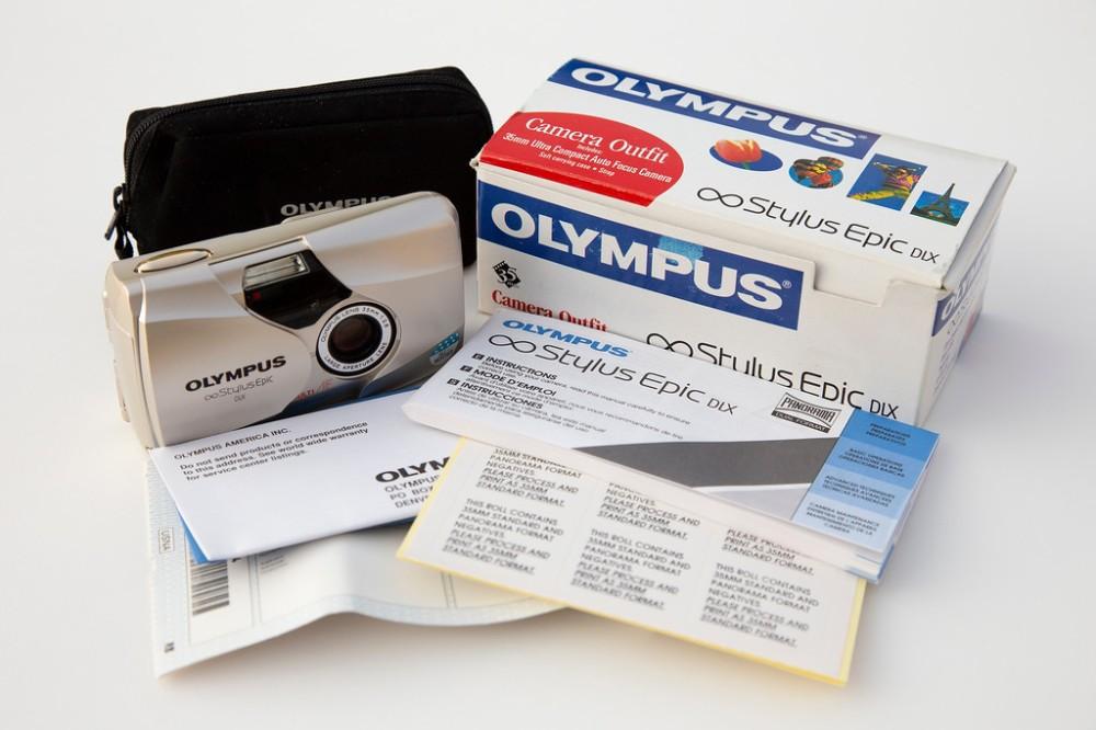 Olympus Stylus Epic DLX