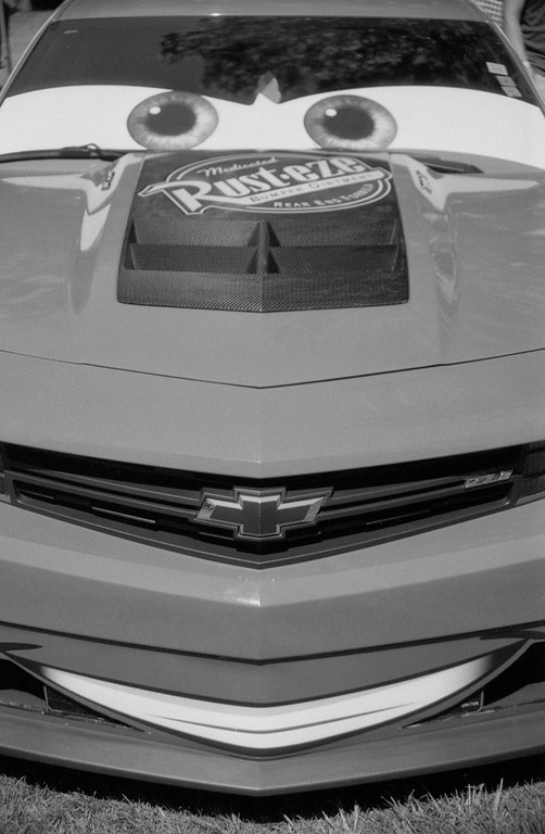 """Ka-chow!"" 2021 Cache Valley Cruise-In - Logan, Utah"